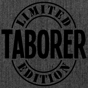 taborer limited edition stamp - Shoulder Bag made from recycled material