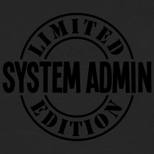 system admin limited edition stamp - Men's Premium Longsleeve Shirt