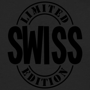 swiss limited edition stamp - Men's Premium Longsleeve Shirt