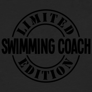 swimming coach limited edition stamp cop - Men's Premium Longsleeve Shirt