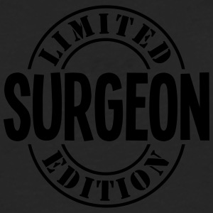 surgeon limited edition stamp - Men's Premium Longsleeve Shirt