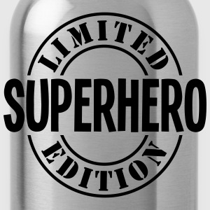 superhero limited edition stamp - Water Bottle