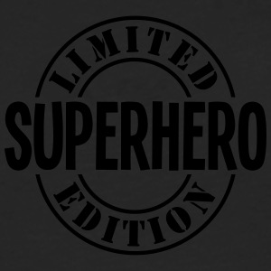 superhero limited edition stamp - Men's Premium Longsleeve Shirt