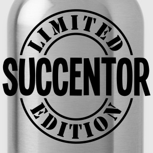 succentor limited edition stamp - Water Bottle