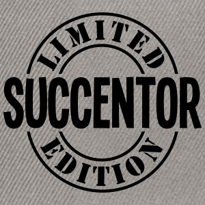 succentor limited edition stamp - Snapback Cap