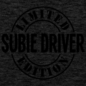 subie driver limited edition stamp - Men's Premium Tank Top