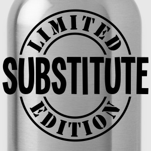 substitute limited edition stamp - Water Bottle