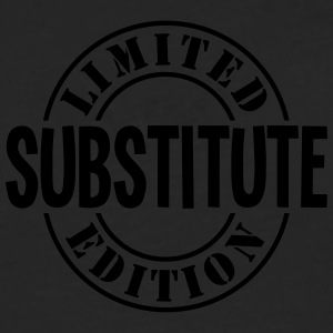 substitute limited edition stamp - Men's Premium Longsleeve Shirt