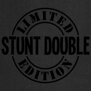 stunt double limited edition stamp - Cooking Apron