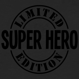 super hero limited edition stamp - Men's Premium Longsleeve Shirt