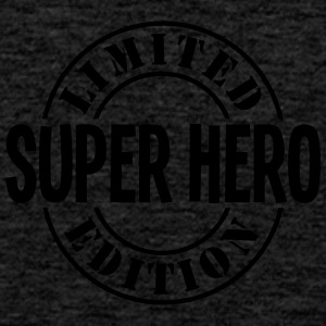 super hero limited edition stamp - Men's Premium Tank Top