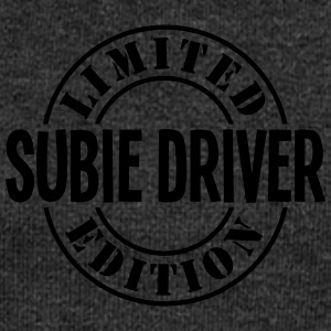 subie driver limited edition stamp - Women's Boat Neck Long Sleeve Top