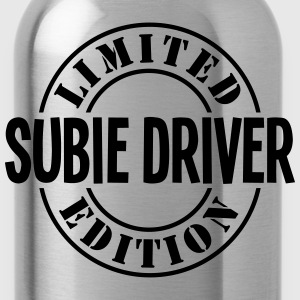 subie driver limited edition stamp - Water Bottle