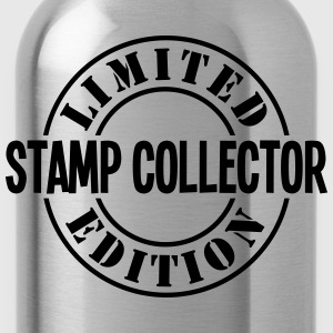 stamp collector limited edition stamp co - Water Bottle