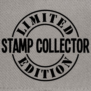 stamp collector limited edition stamp co - Snapback Cap