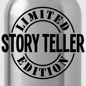 story teller limited edition stamp - Water Bottle