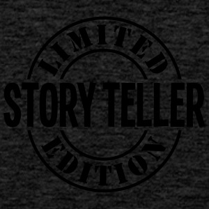 story teller limited edition stamp - Men's Premium Tank Top