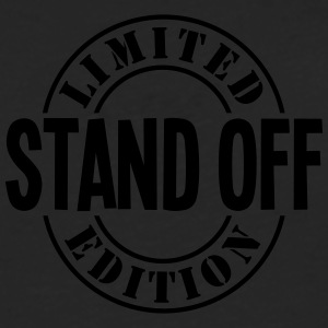 stand off limited edition stamp - Men's Premium Longsleeve Shirt