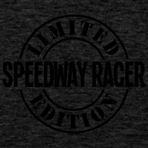 speedway racer limited edition stamp cop - Men's Premium Tank Top