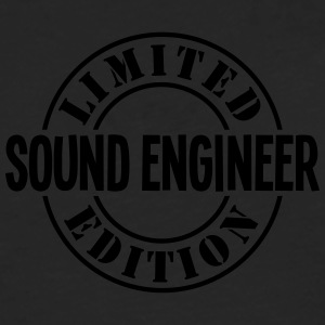 sound engineer limited edition stamp cop - Men's Premium Longsleeve Shirt