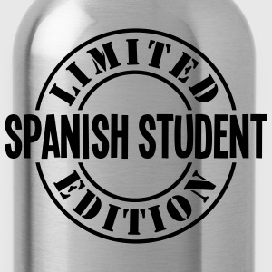 spanish student limited edition stamp co - Water Bottle