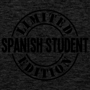 spanish student limited edition stamp co - Men's Premium Tank Top