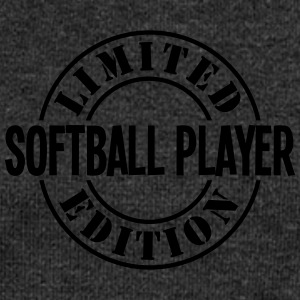 softball player limited edition stamp co - Women's Boat Neck Long Sleeve Top