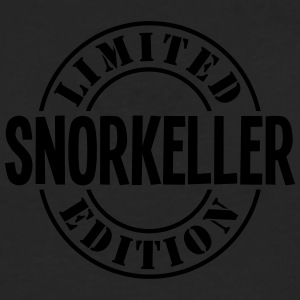 snorkeller limited edition stamp - Men's Premium Longsleeve Shirt