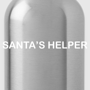 SANTA'S HELPER T-Shirts - Water Bottle