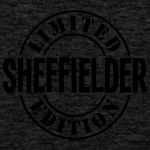 sheffielder limited edition stamp - Men's Premium Tank Top