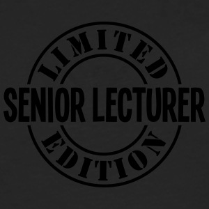 senior lecturer limited edition stamp co - Men's Premium Longsleeve Shirt