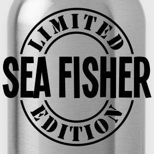 sea fisher limited edition stamp - Water Bottle