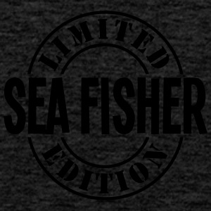 sea fisher limited edition stamp - Men's Premium Tank Top