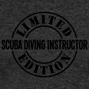 scuba diving instructor limited edition  - Women's Boat Neck Long Sleeve Top