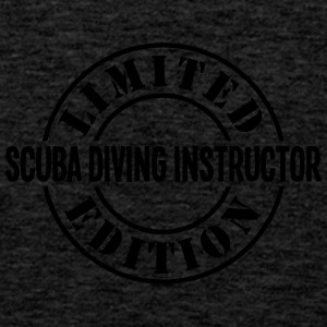 scuba diving instructor limited edition  - Men's Premium Tank Top