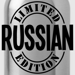 russian limited edition stamp - Water Bottle
