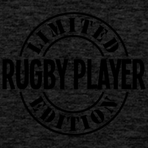 rugby player limited edition stamp - Men's Premium Tank Top
