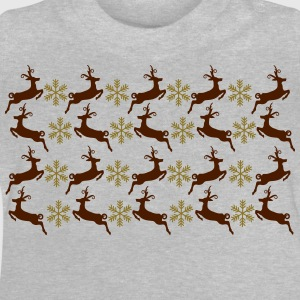winter-christmas-noel Shirts met lange mouwen - Baby T-shirt