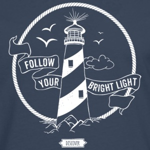 Love Lighthouse - Men's Premium Longsleeve Shirt