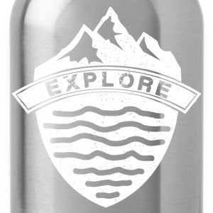 Explore the Great Outdoors - Water Bottle