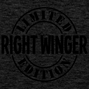 right winger limited edition stamp - Men's Premium Tank Top