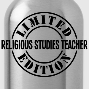 religious studies teacher limited editio - Water Bottle