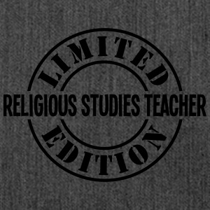 religious studies teacher limited editio - Shoulder Bag made from recycled material