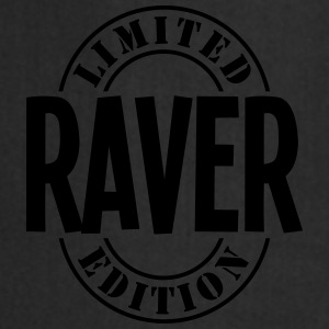 raver limited edition stamp - Cooking Apron