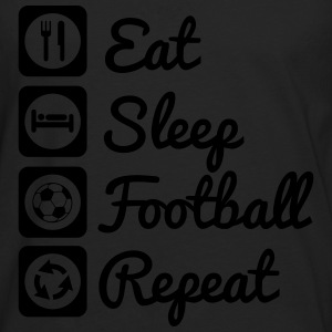 T-shirt humour citations football foot - T-shirt manches longues Premium Homme