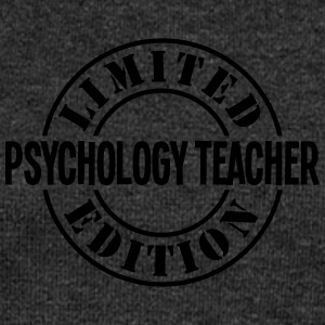 psychology teacher limited edition stamp - Women's Boat Neck Long Sleeve Top