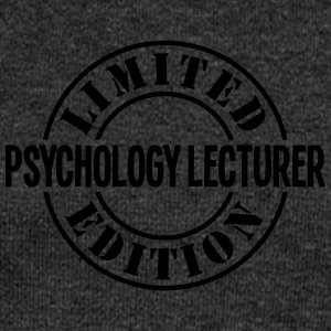 psychology lecturer limited edition stam - Women's Boat Neck Long Sleeve Top