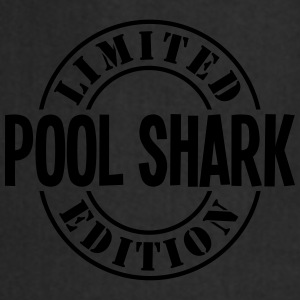 pool shark limited edition stamp - Cooking Apron