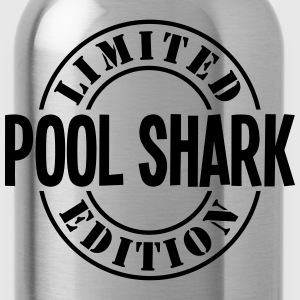 pool shark limited edition stamp - Water Bottle