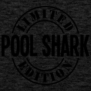 pool shark limited edition stamp - Men's Premium Tank Top